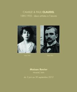 Camille et Paul Claudel, 1885-1905 : deux artistes à l'oeuvre