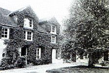La maison familiale à Villeneuve-sur-Fère en Tardenois