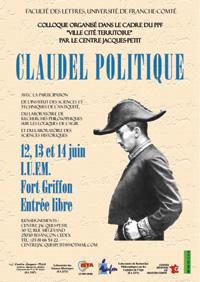 2003 06 12 claudel politique