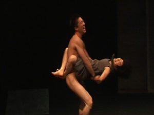 1) Acte I, Louis Laine et Marthe, copyright Chou Jung-Shih