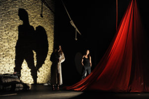 5) Journée III, Dona Prouhèze et l'Ange, copyright Alexi Pelekanos