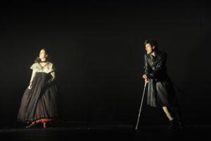 8) Journée IV, Rodrigue et l'Actrice, copyright Alexi Pelekanos