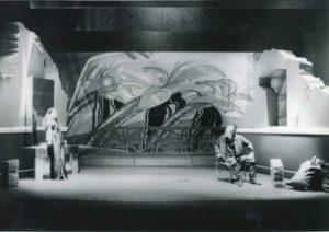 Acte III, Amalric et Ysé, copyright Maria Mulas