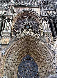 Cathédrale de Reims - photo idalin