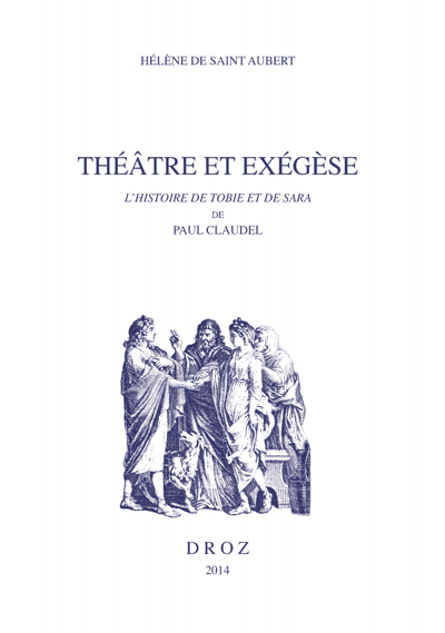 saint aubert theatre et exegese